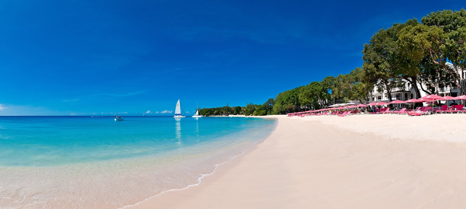 Sandy Lane Beach Luxury Caribbean Resort