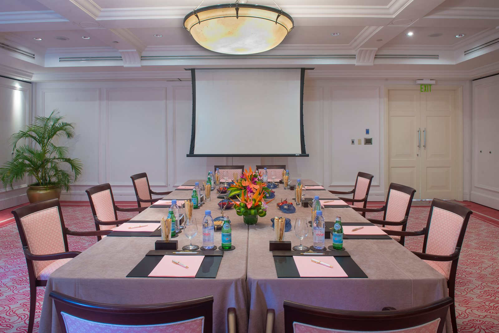 Meeting Room at Sandy Lane Resort