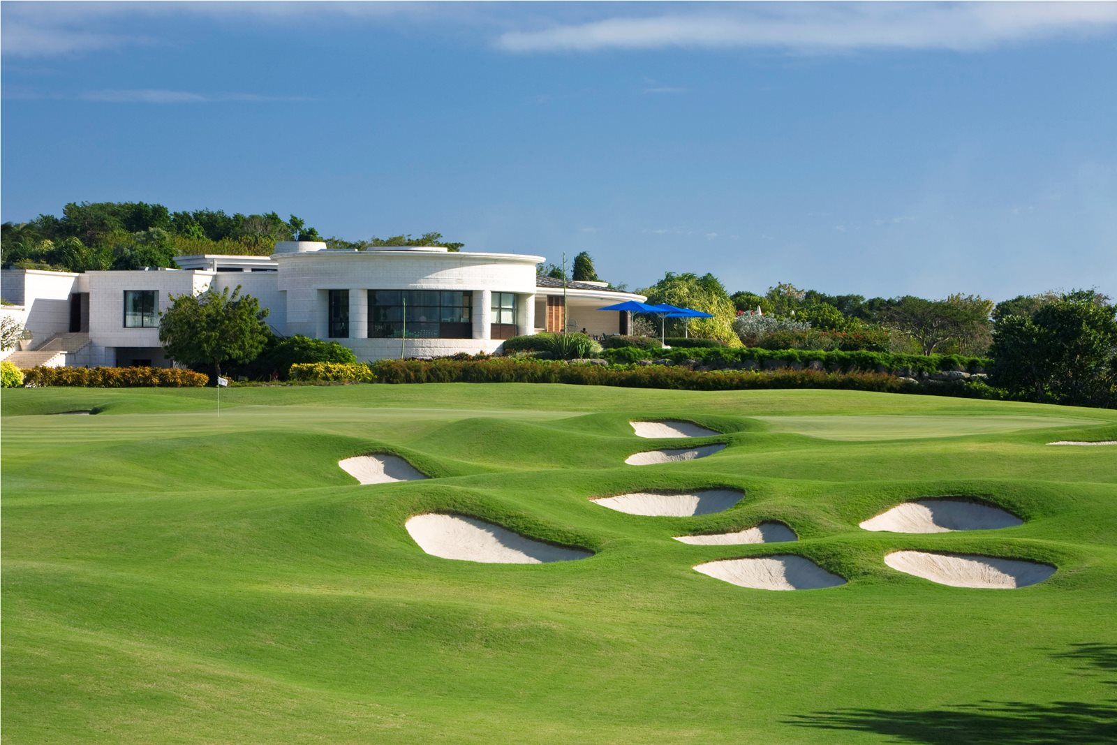The Country Club Hole 9 Sandy Lane
