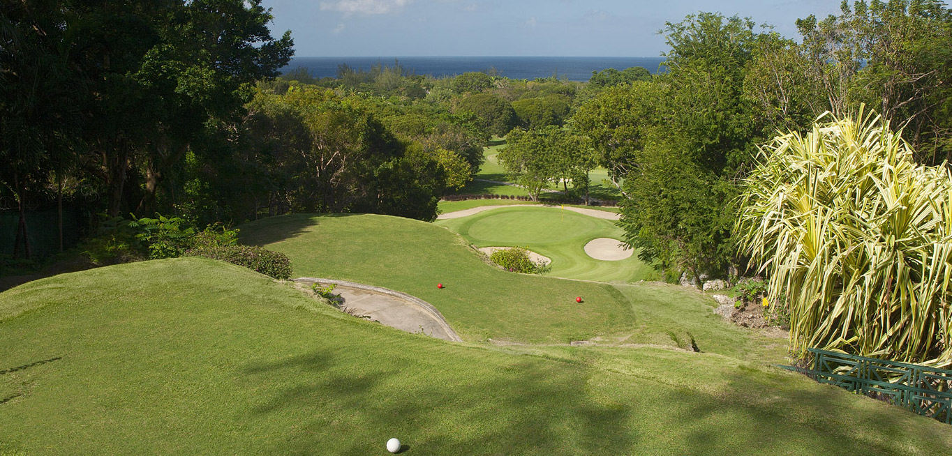 Barbados Old Nine Golf Course
