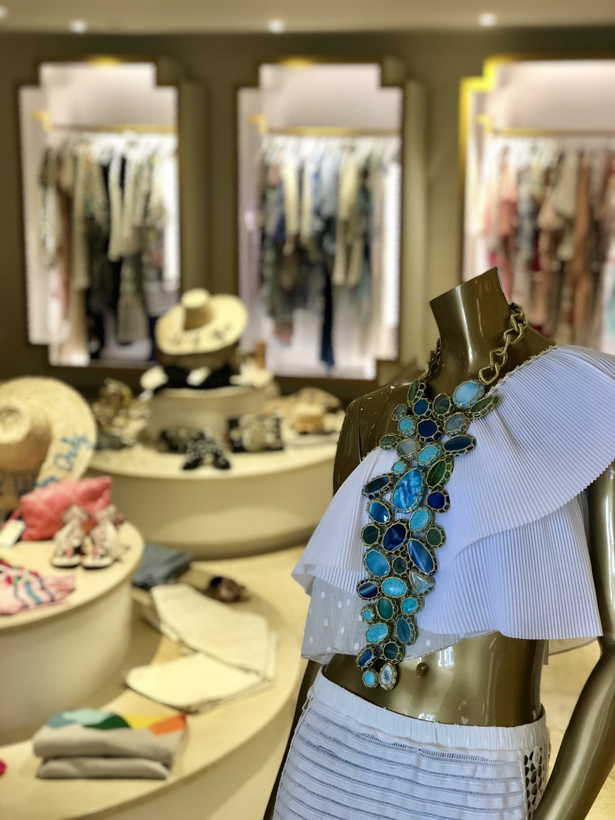 Luxury Boutiques at Sandy Lane Resort